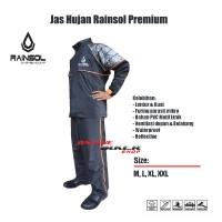 Jas Hujan Rainsol with Puring (Premium)