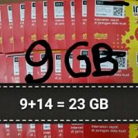 harga Kartu Perdana Indosat Ooredoo 9 Gb, Kuota Internet Im3 Ooredoo 9 Gb Tokopedia.com