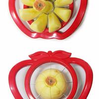 Jual AD003 Alat Pemotong Apel Pir Kentang / Pisau / Apple Cutter & Slicer Murah
