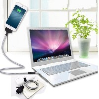 Flexible Cable iPhone 5 / 6 Standup Docking Kabel Coil Brace