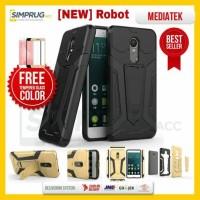 PAKET Case Xiaomi Redmi Note 4 Mediatek Note 4X Armor Hybrid Cover