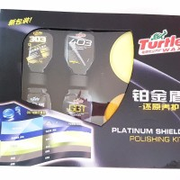 spesial Turtle Wax Platinum Shield Polishing Kit
