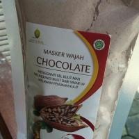 Masker Wajah Coklat Organik 250gr