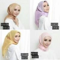 Jual Hijab Organza Silk Premium Murah