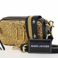 Tas Marc Jacobs Snapshot Glitter Bag
