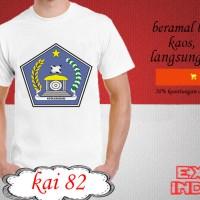 Kaos desain KOTA indonesia kota kendari KAI 82