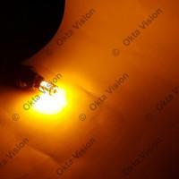 LED W5W T10 57 Titik SMD 3014 CANBUS Lampu Senja murah Super Terang