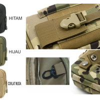 Jual DISKON Tas Pinggang Tactical Army Versi 2 A410 Murah