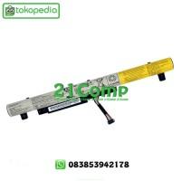 Baterai Laptop LENOVO Flex 2-14 2-15 (L13M4E61) (4 CELL) ORIGINAL