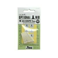 Jual COPIC Optional Nib Calligraphy 3mm set [10 pcs] Murah
