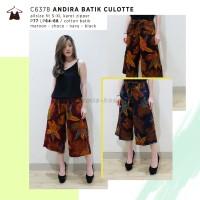 C6378 ANDIRA BATIK CULOTTE