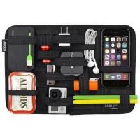 Jual BARU [Buy 1 Get 1] Gadget Kit Organizer 8 Inch Tas Bukan Cocoon Grid Murah