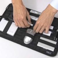 Jual BARU [Buy 1 Get 1] Neo Organizer Seperti Grid It Cocoon Tablet 10 Inch Murah