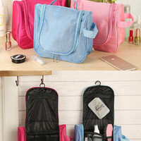 Jual Korean Toiletries Bag (Tas Kosmetik & Perlengkapan Mandi) New Murah