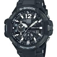 Jam Tangan Pria Analog Digital Casio G-SHOCK GA-1100-1A ORIGINAL watch