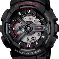 Jam Tangan Pria Analog Digital Casio G-SHOCK GA-110-1A ORIGINAL Watch