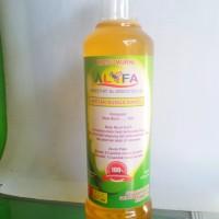 Harga madu murni alifa lebah budidaya nektar bunga randu 470gr asli | Pembandingharga.com