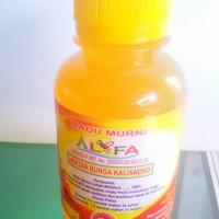 Harga madu murni alifa lebah budidaya nektar kaliandra 180gr asli | Pembandingharga.com