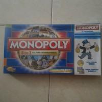 Jual Terbaru  mainan edukasi monopoli monopoly murah Murah