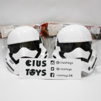 Jual Terbaru  Topeng Star Wars First Order Stromtrooper murah Murah