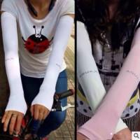 Jual Sleeve Penutup Lengan Panduan Hijab Jilbab Baju Muslim Berkualitas Murah
