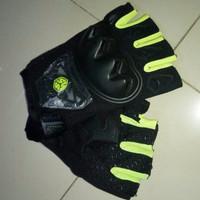 Jual Cuci Gudang (khusus uk. M) SARUNG TANGAN SCOYCO MC29D HALF (gloves Sco Murah