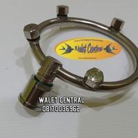 Nozzle Spuyer Lingkaran 5 Titik