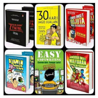 Paket 6 Ebook Jago Jualan Dewa Eka Prayoga