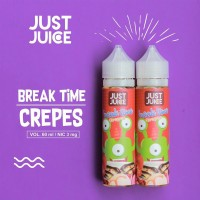 Jual JUST JUICE (Break Time Crepes) Murah