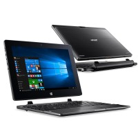 "Acer Switch One 10"" HD IPS Touchscreen 2-in-1 Laptop Intel Atom Win 10"