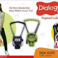 Jual Baby Walker Assist Tool Dialogue Baby alat bantu berjalan bayi Murah