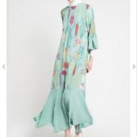Jual Baju Muslim Dress Muslim Gamis Kabana Devina Gamis Tosca Ruffle-Flare Murah