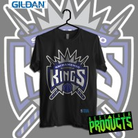 Nba - Sacramento Kings Kaos Sport Original Gildan