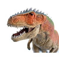 Schleich Giganotosaurus orange