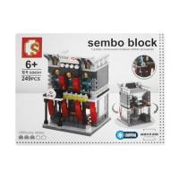 Sembo Block HSBC Bank