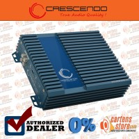 Crescendo Evolution 7A2 2 Channel Amplifier By Cartens Store