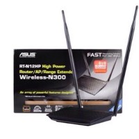 WIRELESS ROUTER ASUS RTN 12HP