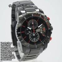 Jam Tangan Pria / Alexandre Christie AC-6455 + Box Kayu Eks + Batre