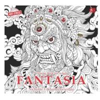 Jual 003 Anti-Stress: Coloring Book For Adults - Fantasia by Nicholas F.  Murah