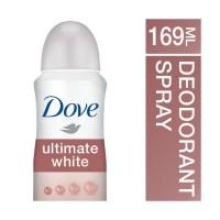 Dove Deodorant Spray Ultimate White 169ml