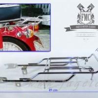 Rak/Bagasi belakang ( monkey) Honda C70/C50