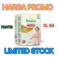 Jual PAMPERS Premium Care Active Baby Pant Pants XL54 XL 54 Popok Celana Murah