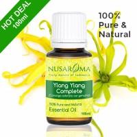 100ml - Ylang-ylang Complete Essential Oil (Minyak kantil premium)