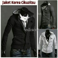 Jual Jaket Cikuzitsu/Chikuzitsu/Jaket pria korea/Jaket keren murah Murah