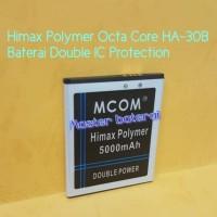 Baterai Himax Polymer Octa Core Ha-30b Double Power