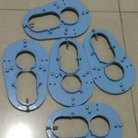 Scalar Ring/Braket LNB C Band 2 LNB