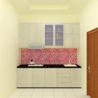 kitchen set sederhana minimalis di jakarta