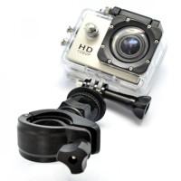 Jual 358 Handlebar Seatpost Roll Cage Mount 17-30mm for GoPro / Xiaomi Yi Murah