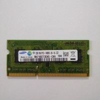 Memory RAM 2GB DDR3 Samsung (SODIMM)