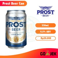 Prost Beer Can 330mL